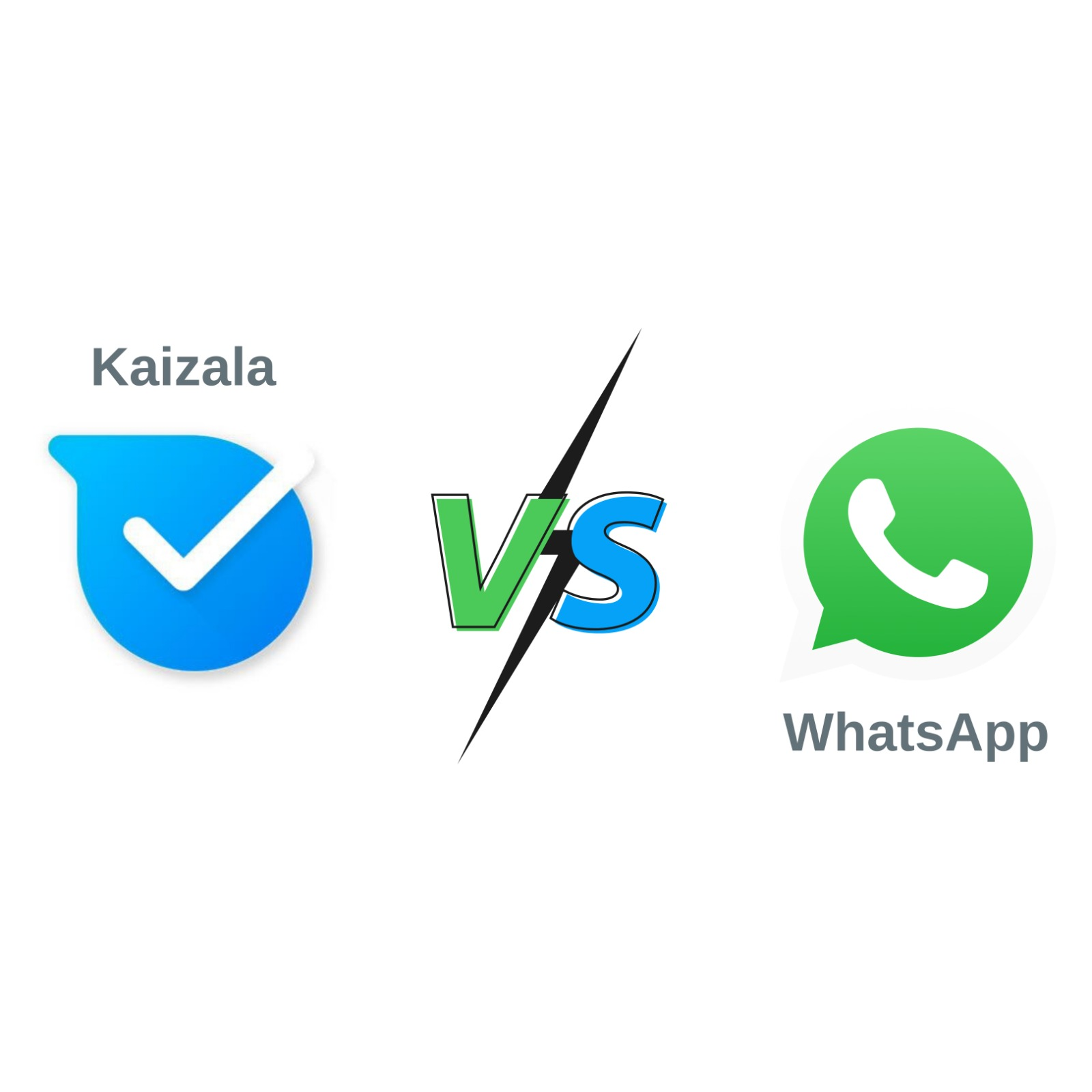 Whatsapp VS Kaizala